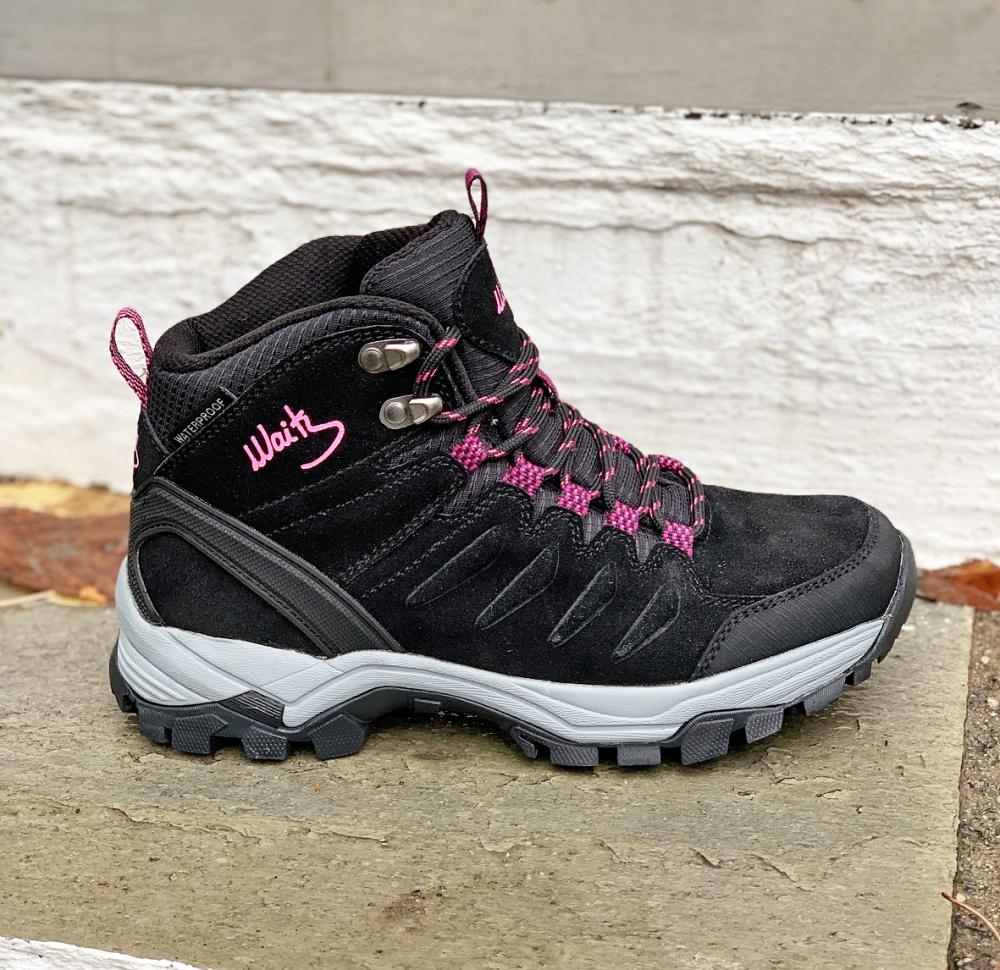 Tursko Footcare Grete Waitz sko og såler footcare.no