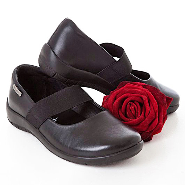 Ballerinasko Footcare Grete Waitz sko og såler footcare.no